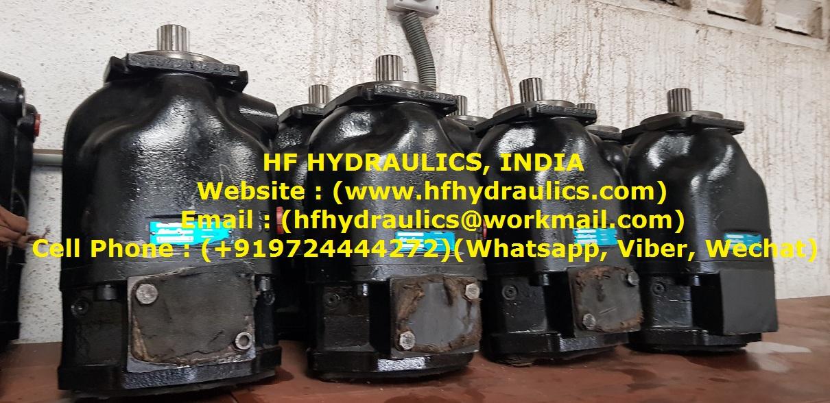 ATLAS COPCO 3217876240 MODEL HYDRAULIC PUMP (HF HYDRAULICS, INDIA)