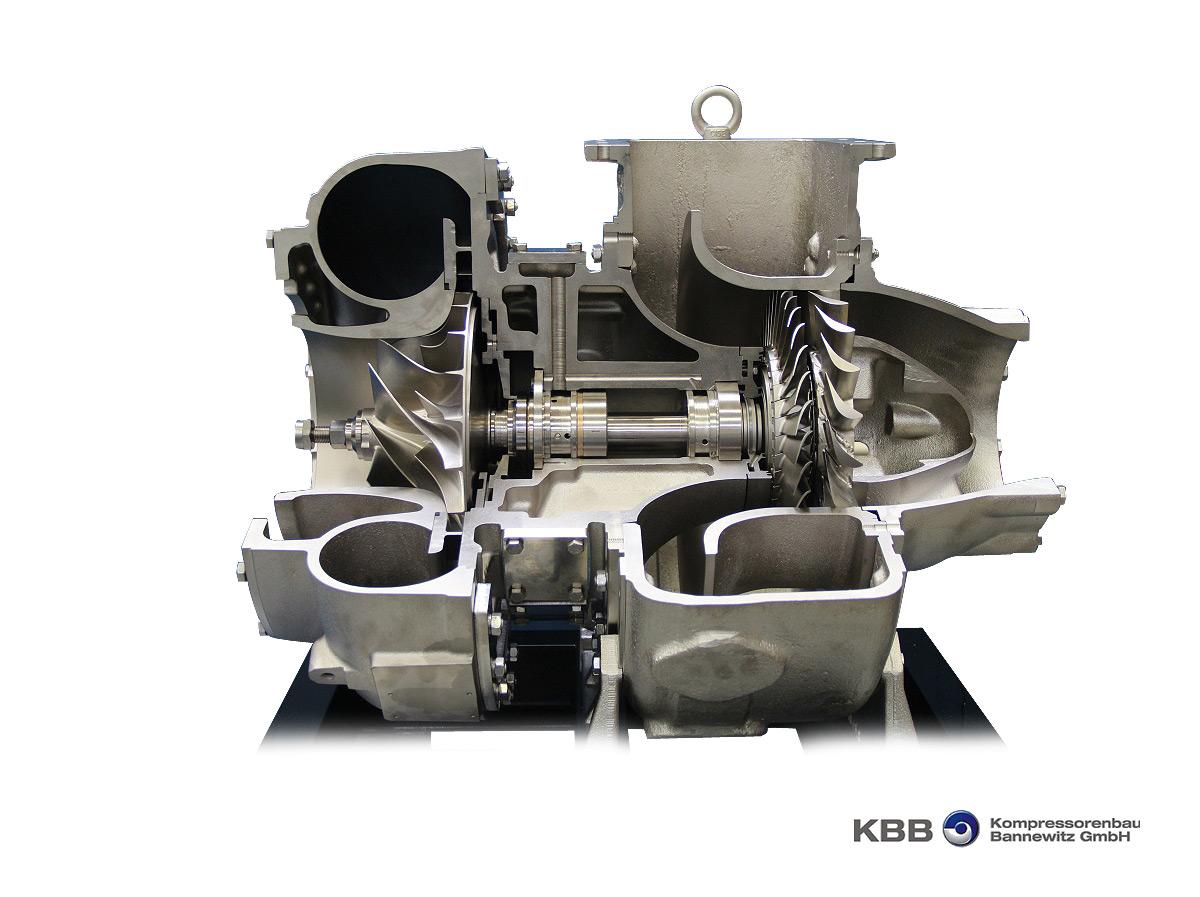 Characteristics of KBB Turbochargers