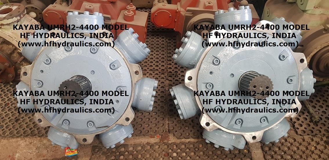 EATON HYDROKRAFT TVWS500 M L MODEL HYDRAULIC PUMP (HF HYDRAULICS, INDIA)