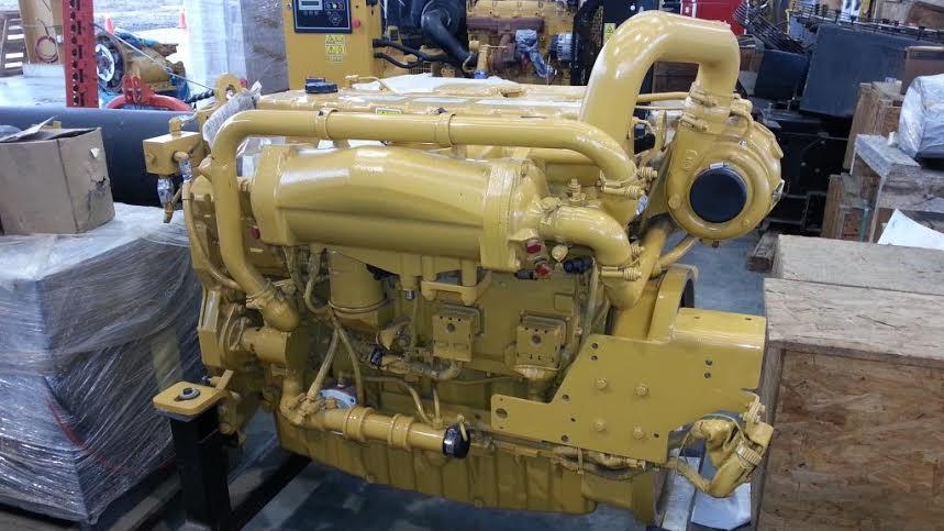 For Sale: 2 x Caterpillar C9 Marine Engines
