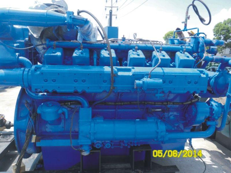 For Sale: Wartsila 12UD25 Main Engines 2 PCS
