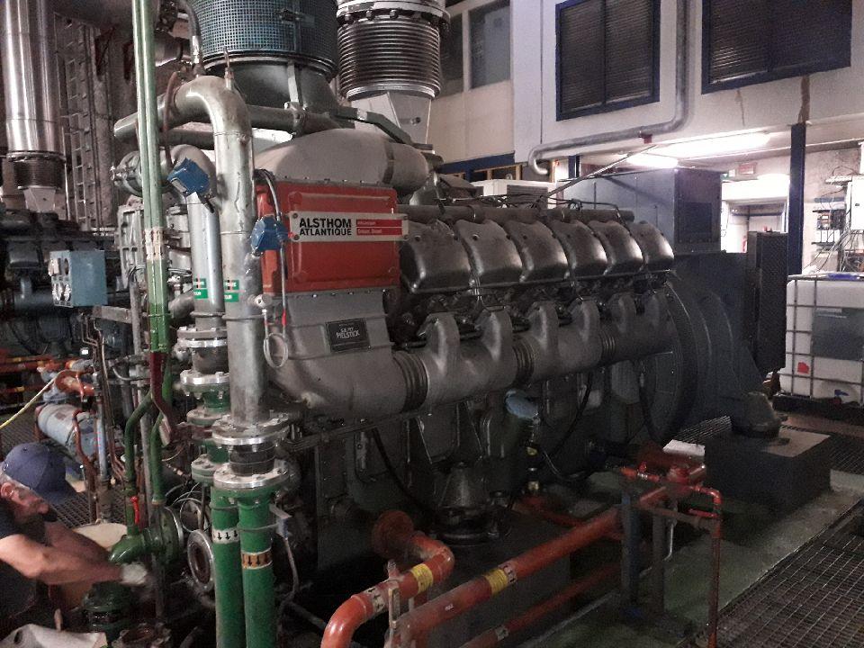 generator  piestick 12pa4v