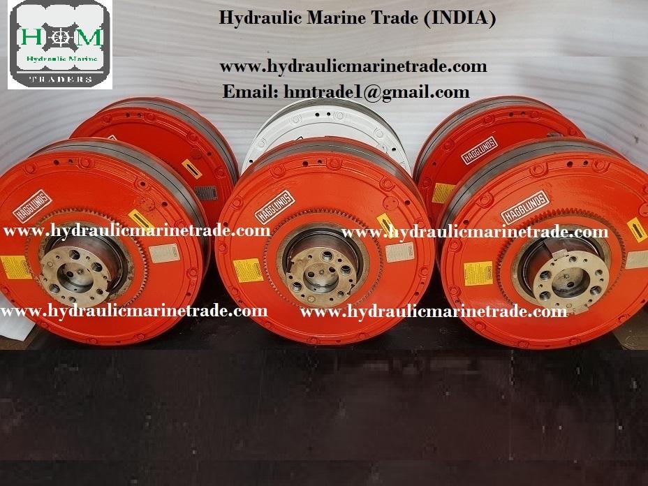 HAGGLUND HYDRAULIC MOTOR UK 64 16300 (Hydraulic Marine Trade India)