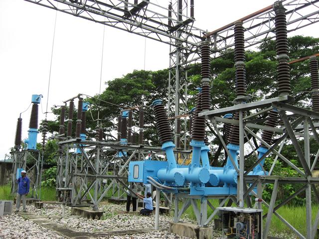 List of Power Plants in Zimbabwe