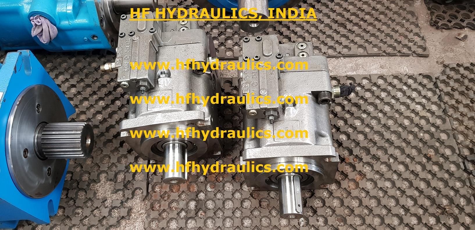 REXROTH A11VO130DRL MODEL HYDRAULIC PUMP (HF HYDRAULICS, INDIA)