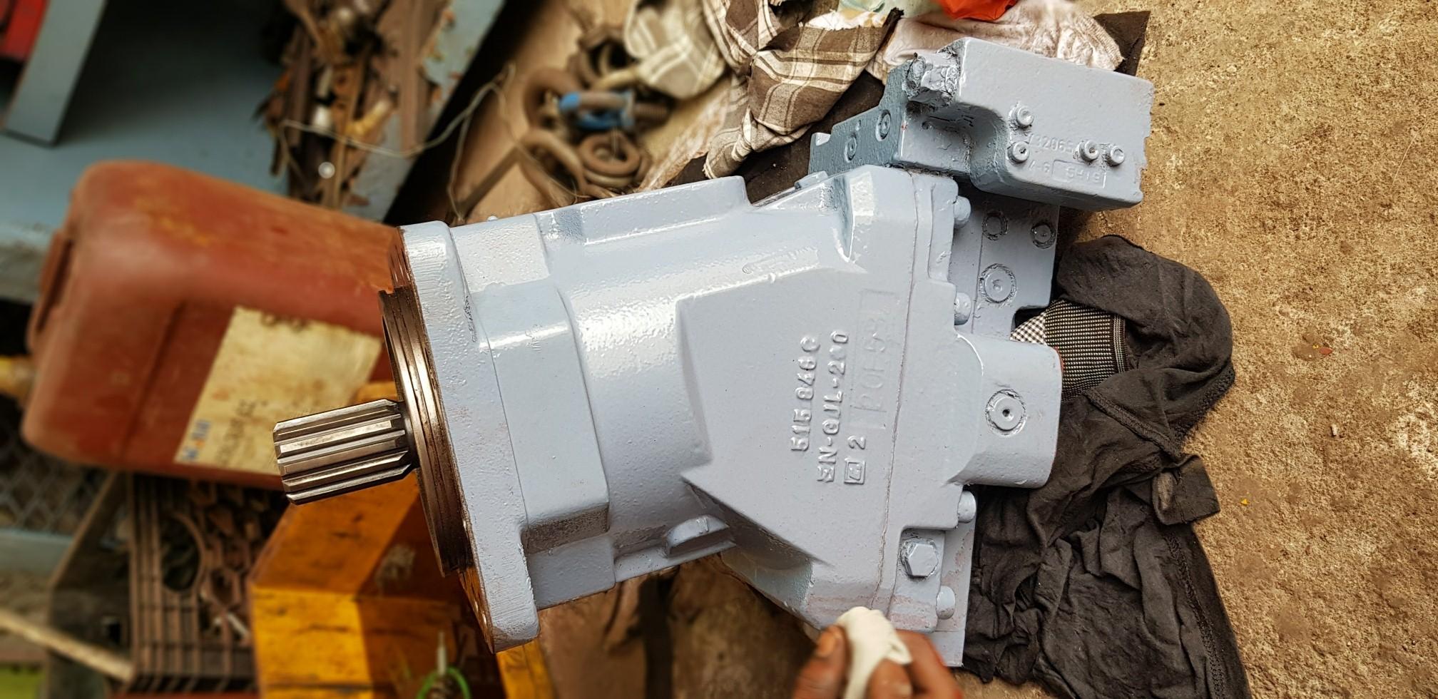 SAUER DANFOSS 51V160RC8N MODEL HYDRAULIC PUMP (HF HYDRAULICS, INDIA)