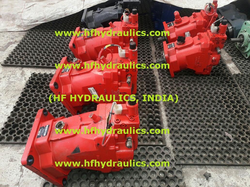 SAUER DANFOSS 51V250, 51V160, 51V110 MODEL (HF HYDRAULICS, INDIA)
